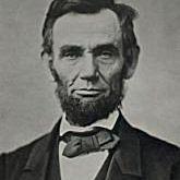 Portrait of President Abraham Lincoln