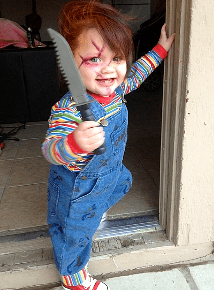 20 Funny Baby Costumes That Won Halloween f683bb758