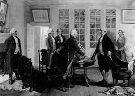 George Washington Elected First President