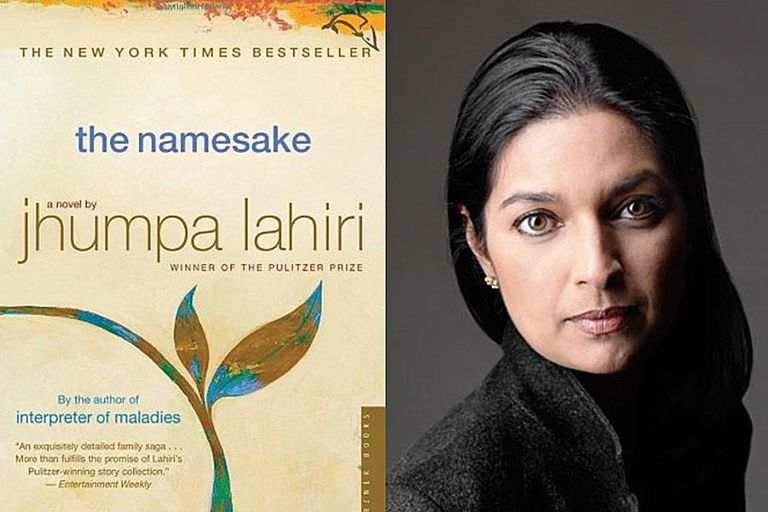 The Namesake - a novel by Jhumpa Lahiri