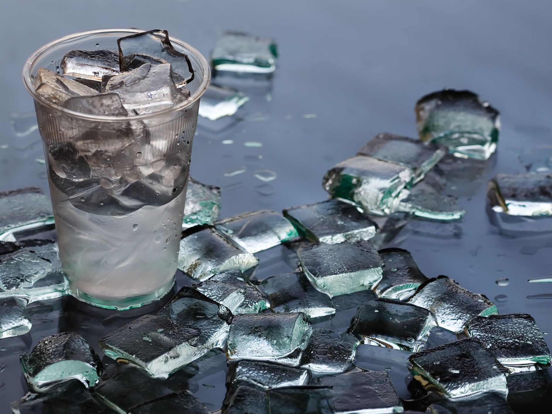 Do Ice Cubes Melt Faster In Water Or Air