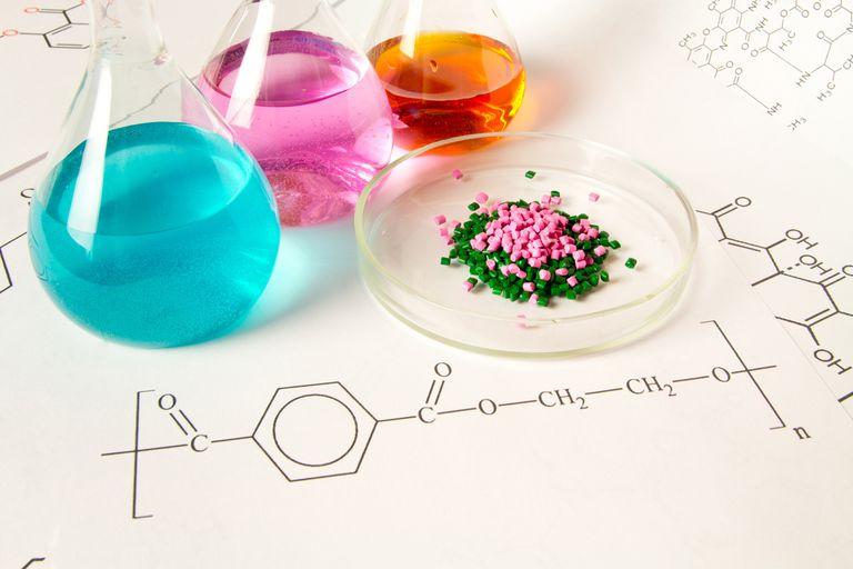 Polypropylene, Ethylene, Polypropylene research in laboratory conditions