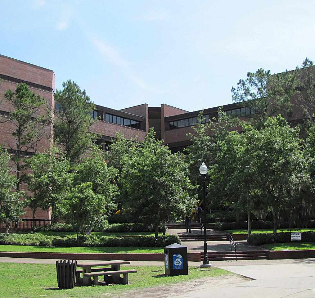 University of Florida Science Library and Computer Science Building