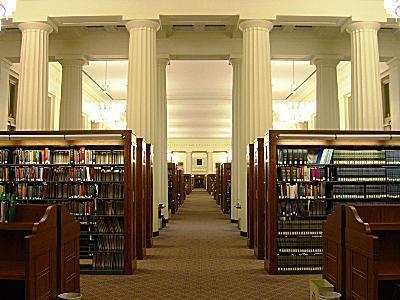 Harvard University Law Library