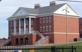 Rust College Science Center