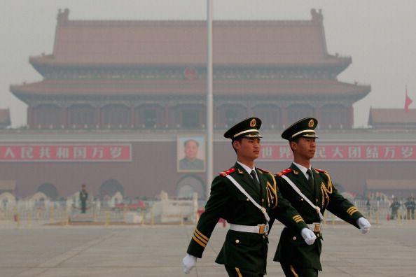 Chinese History: Tiananmen