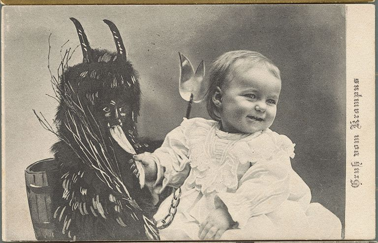 Beware the Krampus!