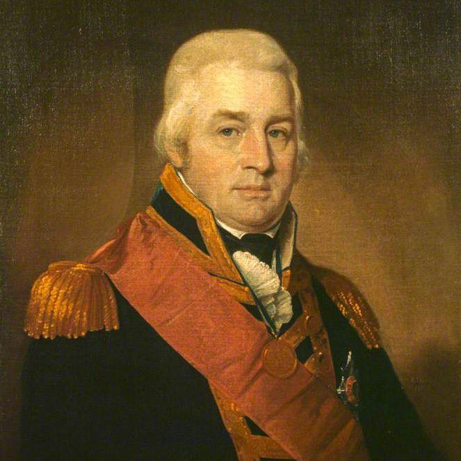 Admiral Sir Alexander Cochrane