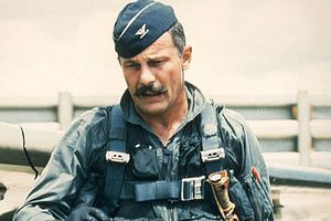 Colonel Robin Olds