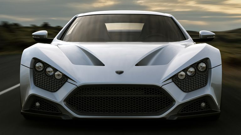 The Super-Exclusive Zenvo ST1 Super Car