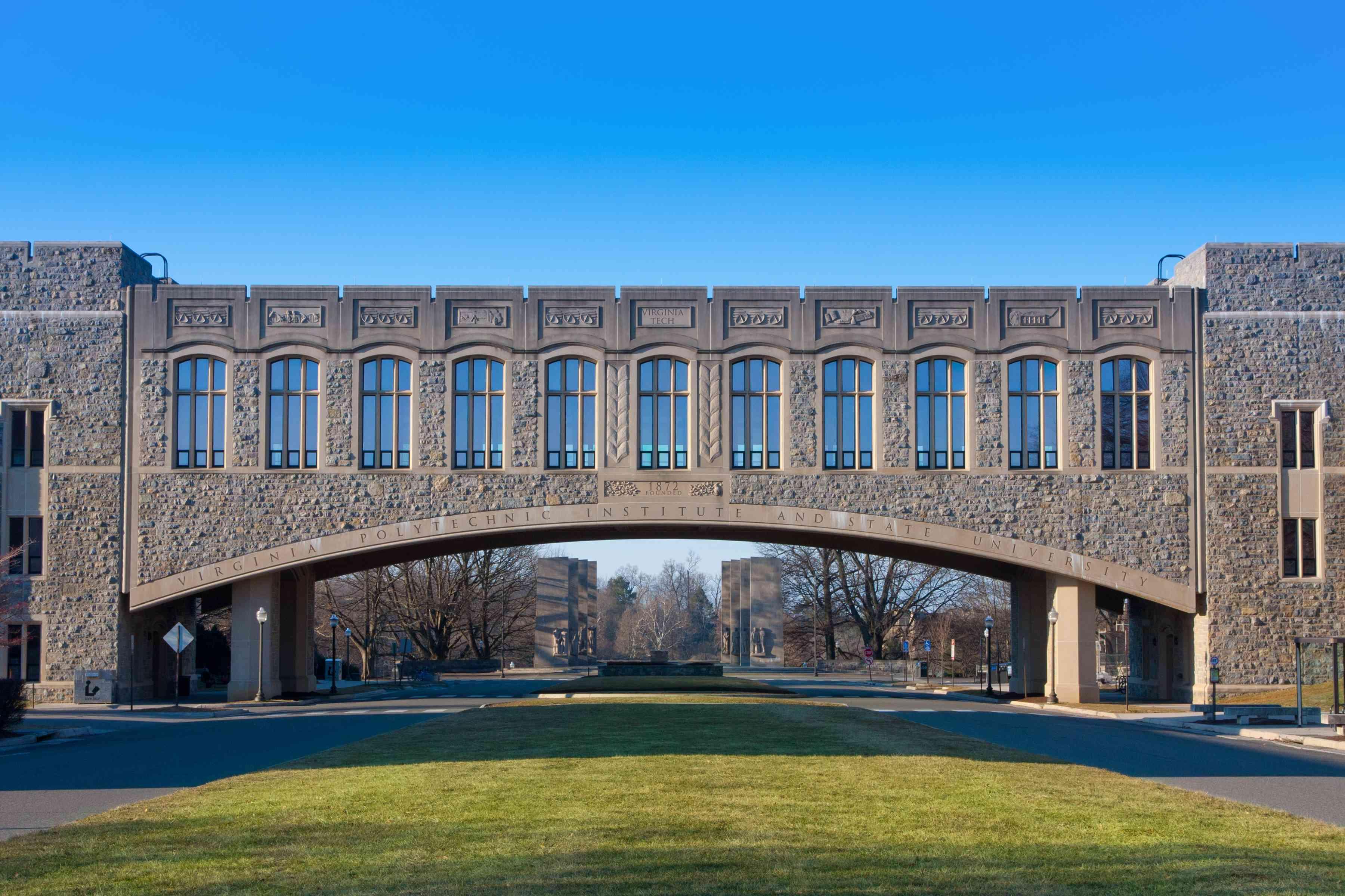 Torgersen Hall, Virginia Tech
