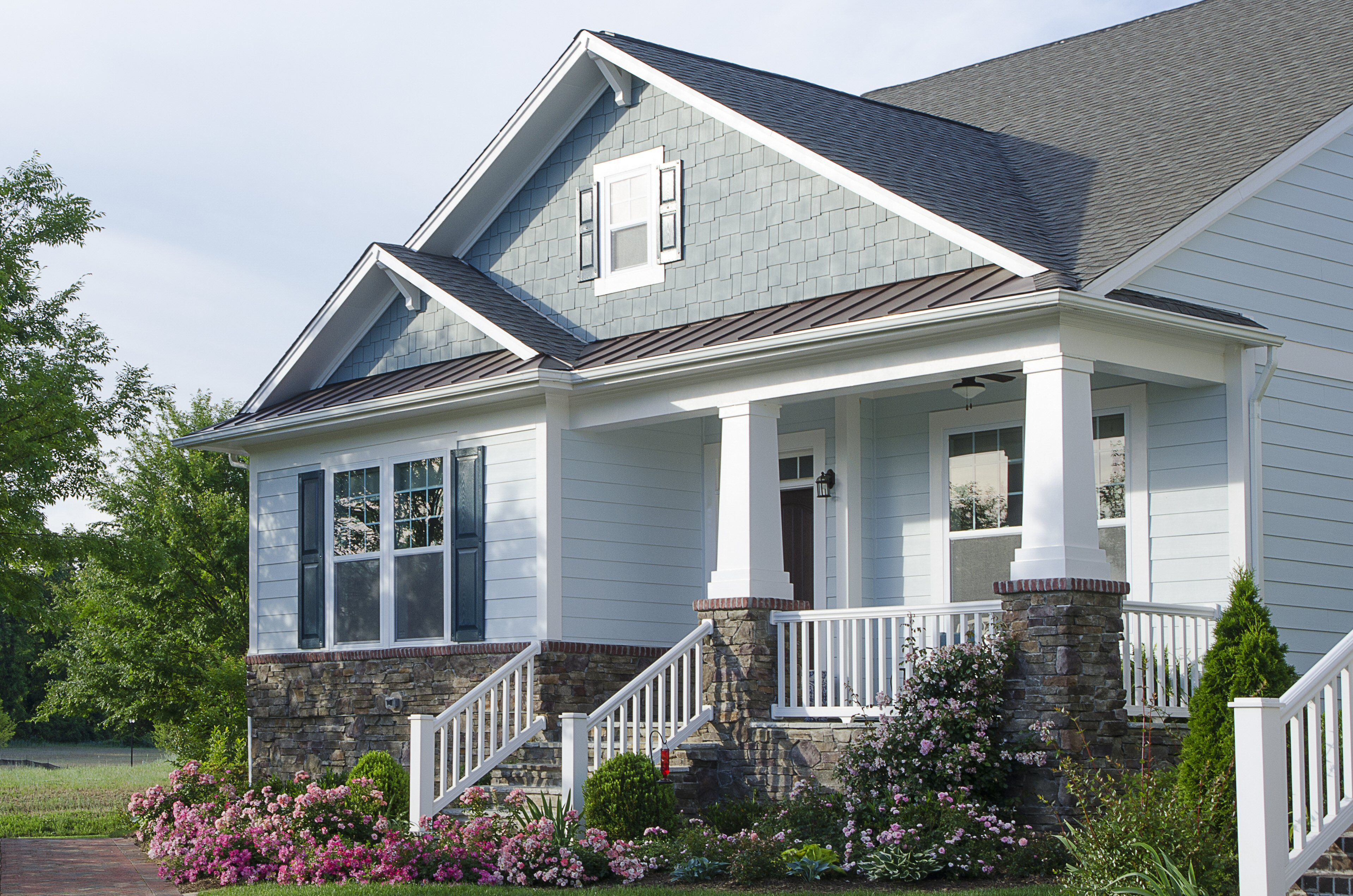 Craftsman Style Or Bungalow Columns