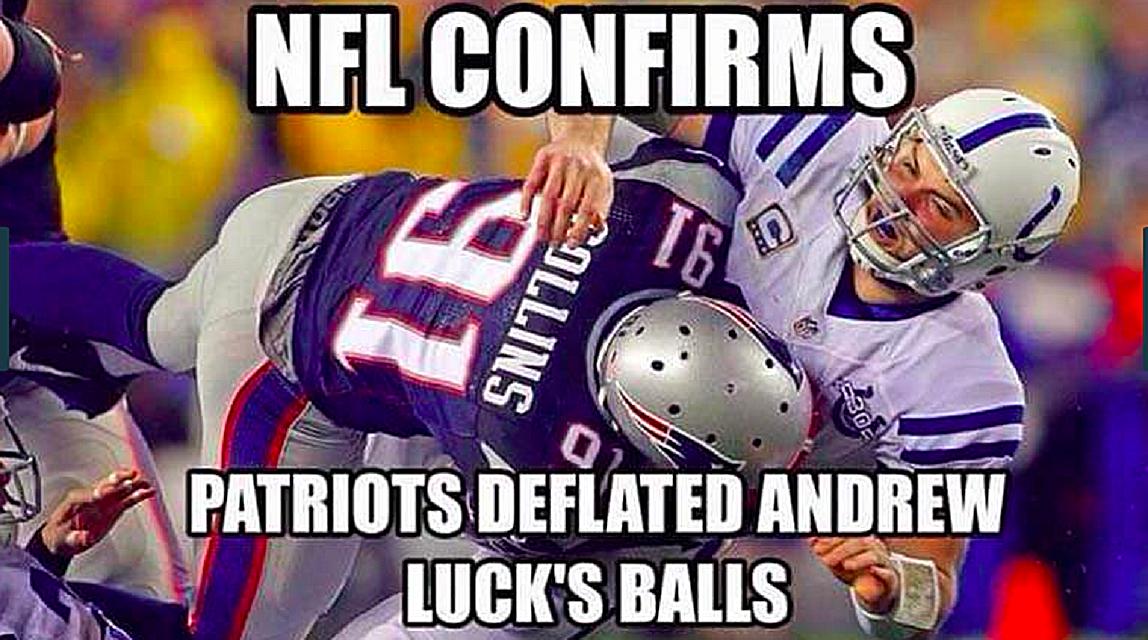 The Best New England Patriots Deflategate Memes