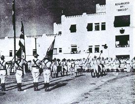The Moncada Barracks
