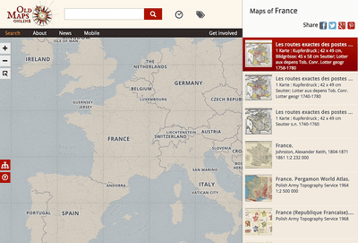 Historic Land Ownership Maps & Atlases Online