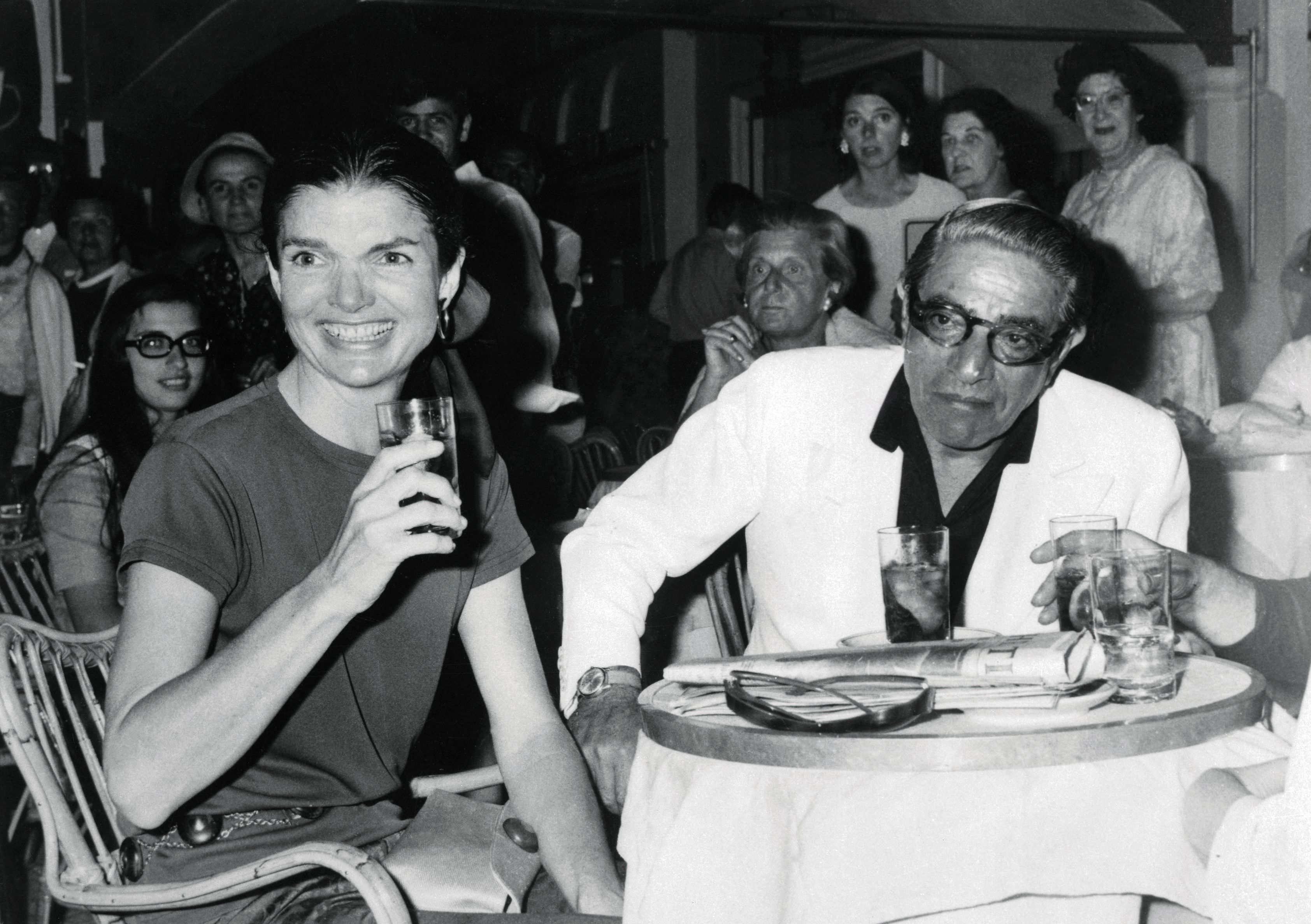 Who Was Aristotle Onassis, Jackie Kennedy's Second Husband?
