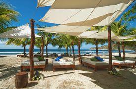 Beach at Mukul resort in Nicaragua
