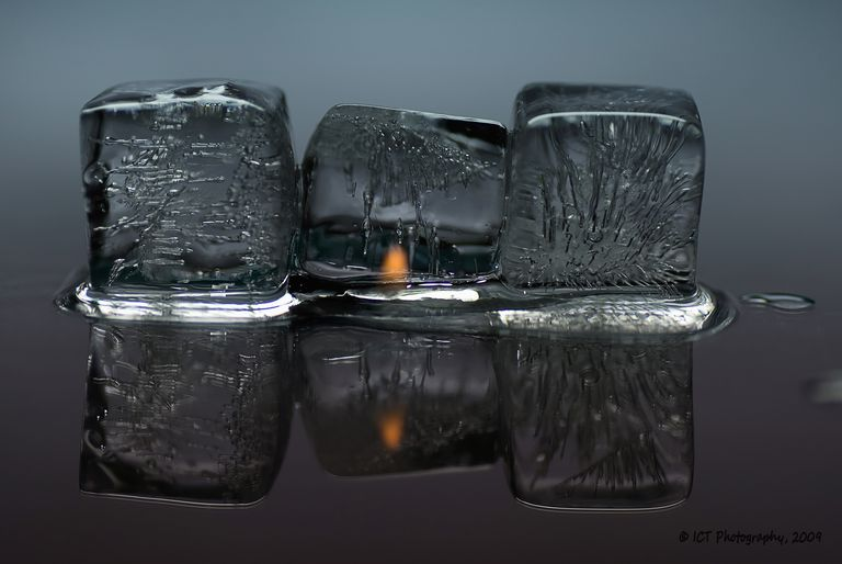 Sodium acetate is called hot ice because it's hot and resembles an ice cube. The chemical can be used to make hot packs.