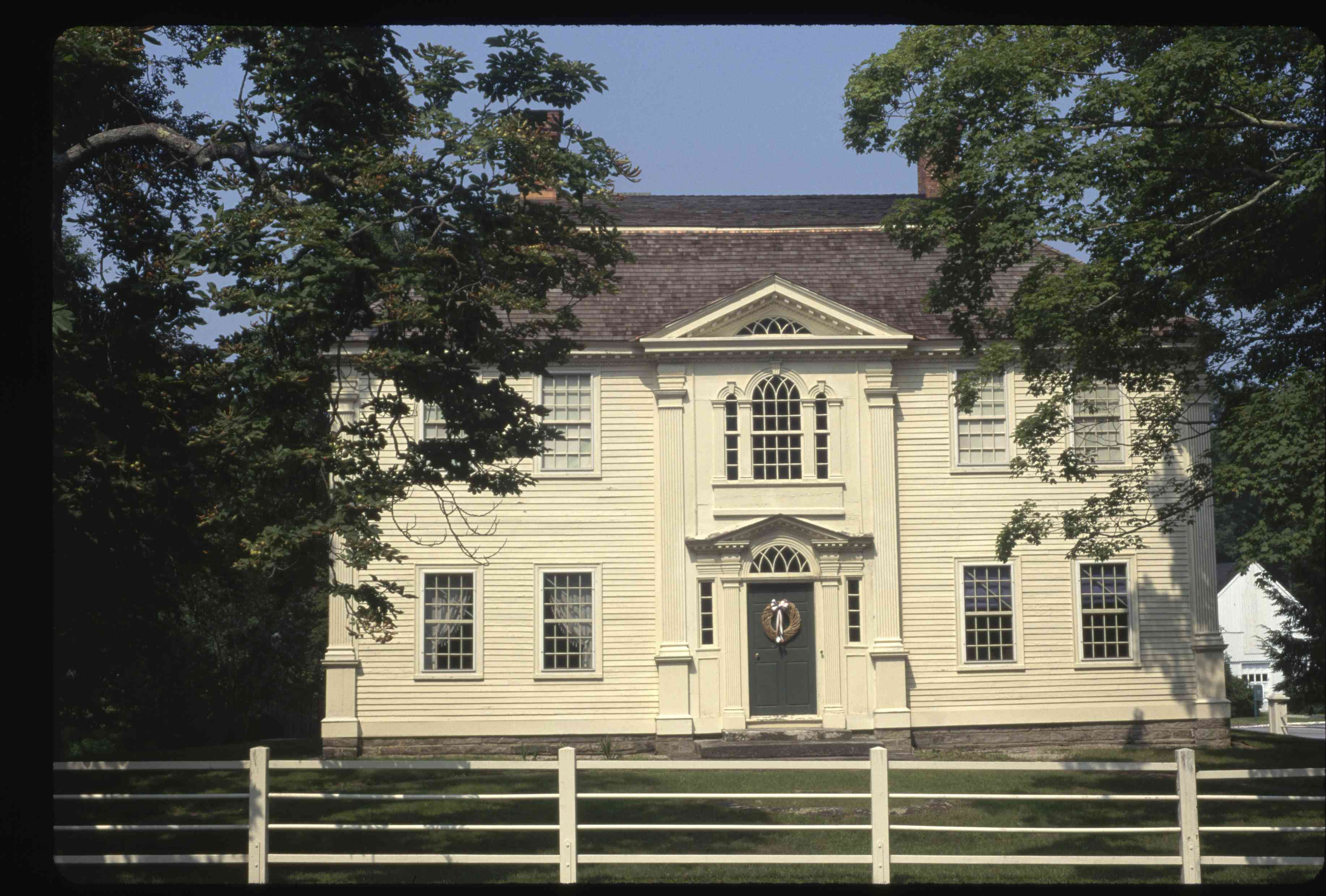 Prudence Crandall Museum in Canterbury, Connecticut