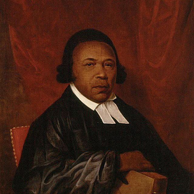 Absalom Jones, co-founder of the Free African Society and Religious Leader