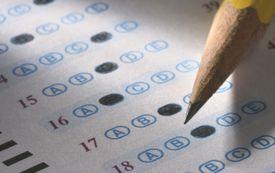 Multiple Choice Exam Answer Sheet