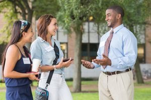 A Campus Visit is an Important Part of the College Application Process
