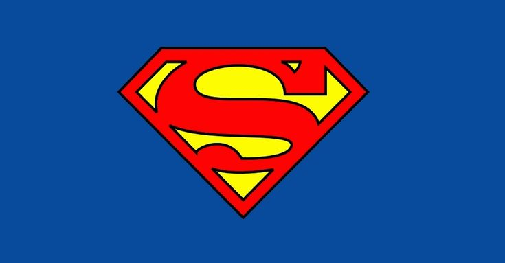The Evolution Of The Superman Symbol