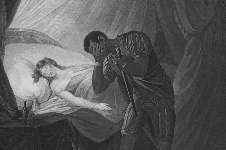 A scene from Shakspeare's Othello