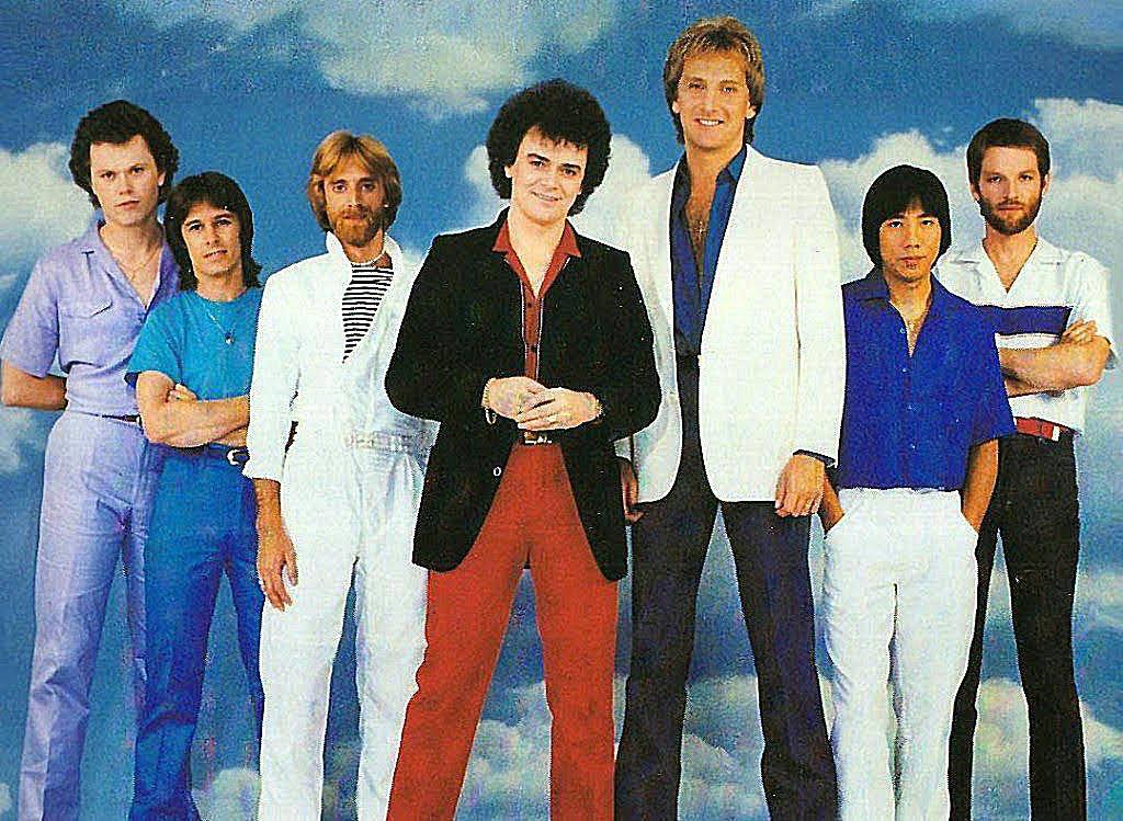 """Air Supplyn vuoden 1981 albumi """"The One That You Love"""" edisti ryhmän kasvavaa seuraajaa."""