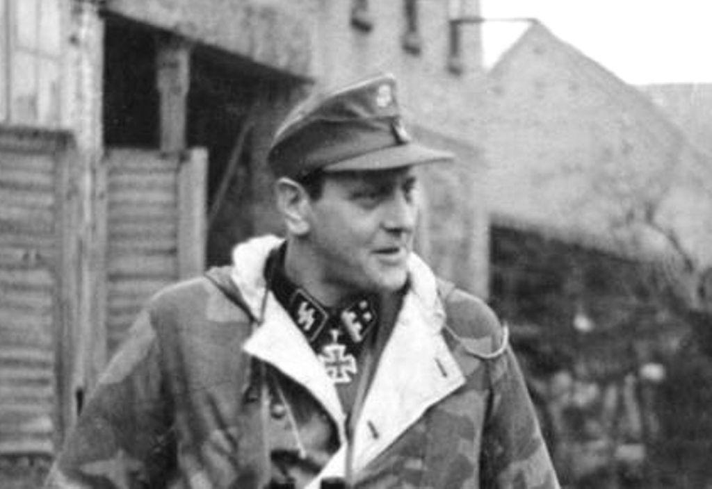 Втората световна война: подполковник Ото Скорцени
