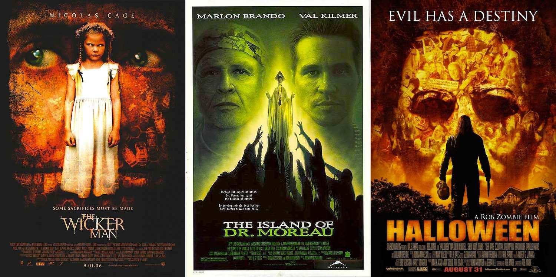 hosting a horror movie marathon film ideas