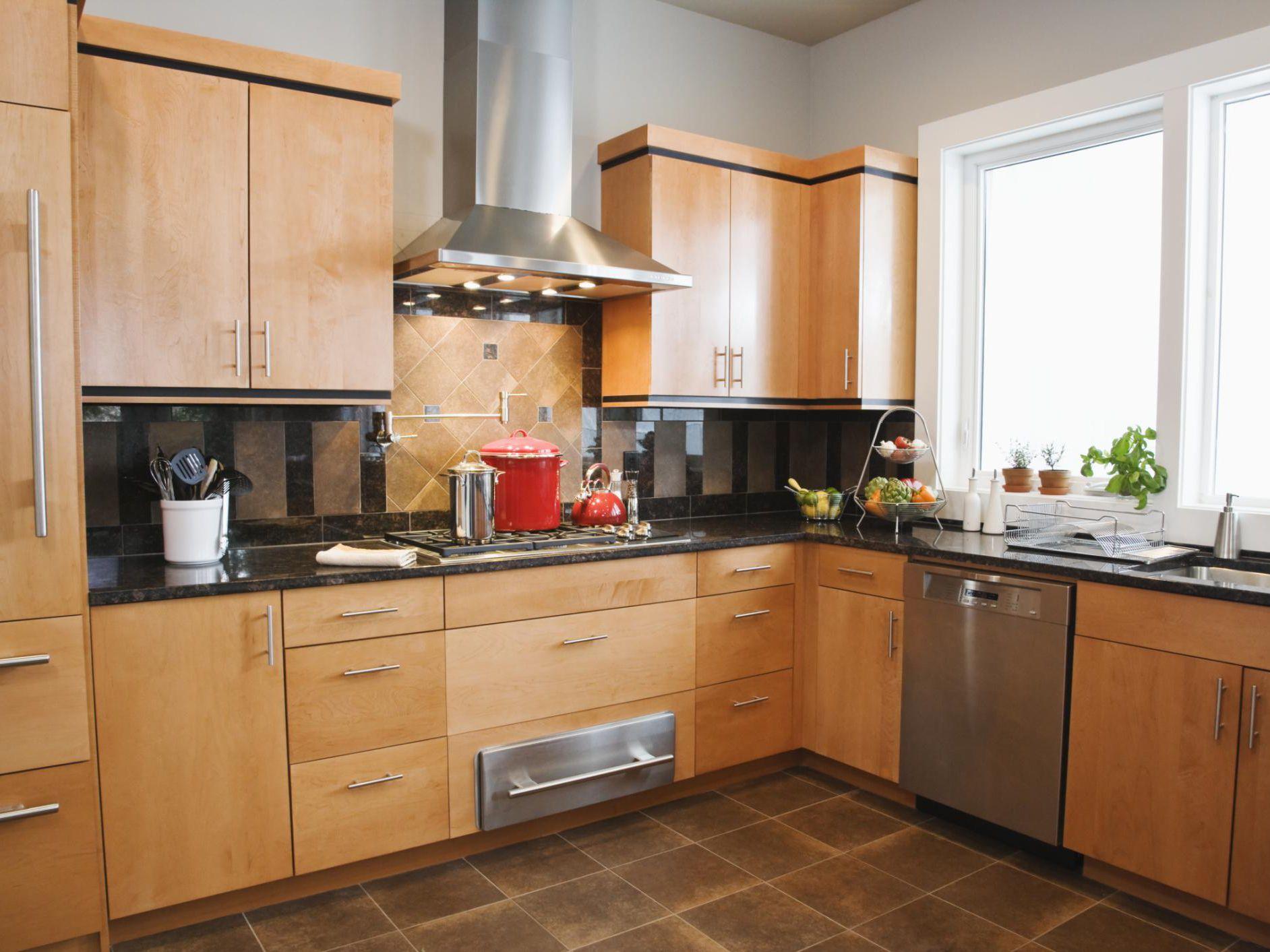 Optimal Kitchen Upper Cabinet Height on
