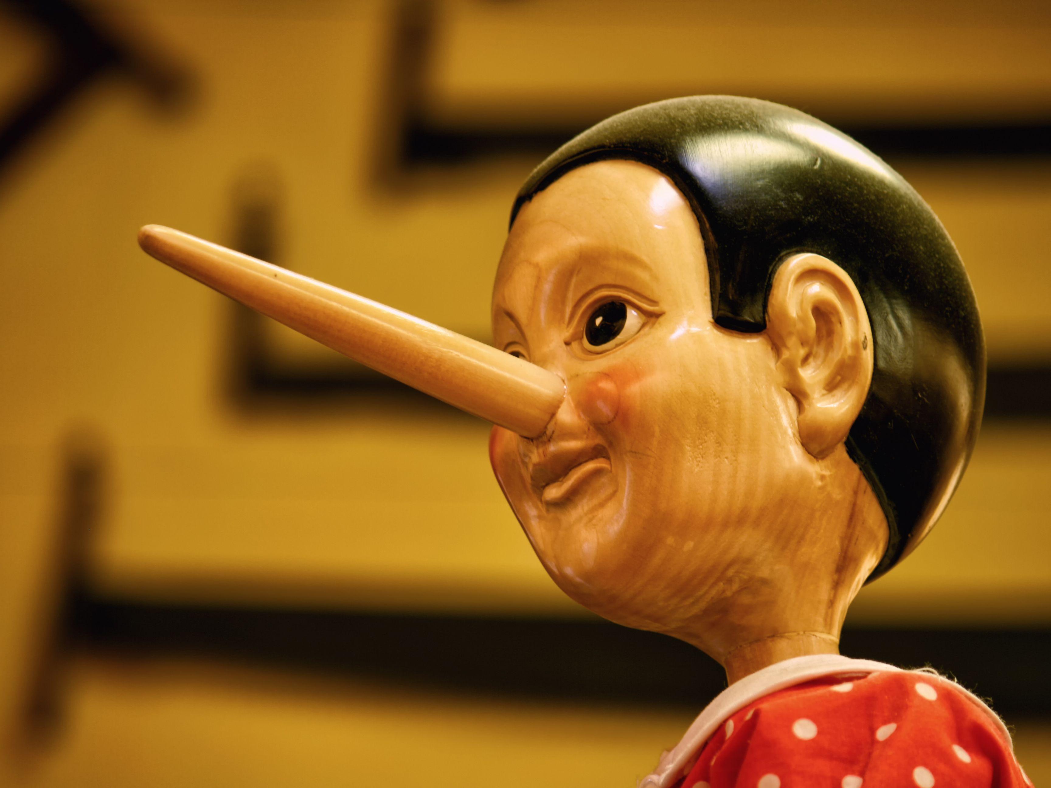 Makes a liar what pathological Pathological liars: