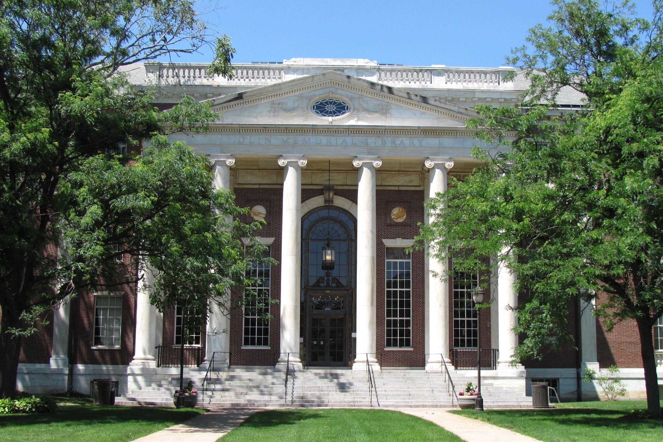 Wesleyan University Library