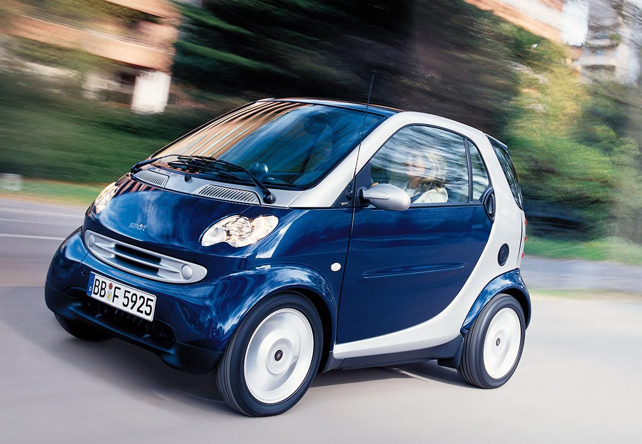 are smart cars safe and economical or just small?