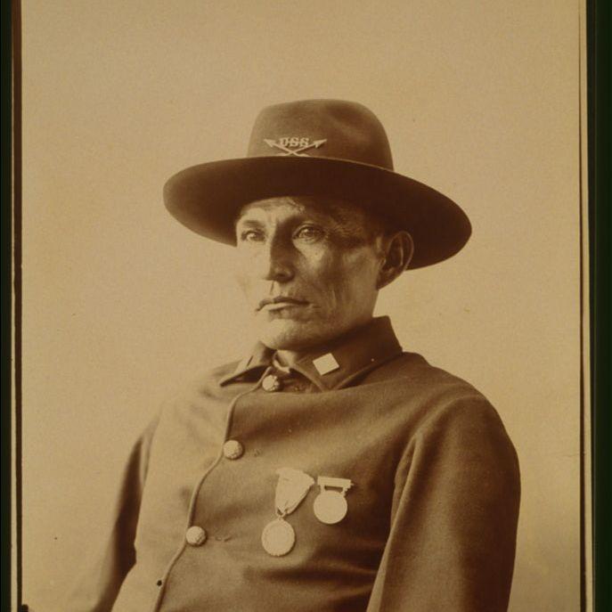 Naiche, Hereditary Leader of Chiricahua Apaches