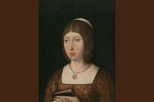 Portrait of Queen Isabella I of Castile