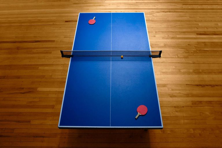 Guide to Choosing a Ping-Pong Table