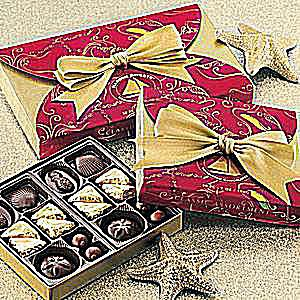 61eb60059de Here s a selection of chocolates and other treats in nautical shapes and  designs