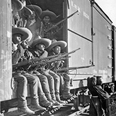 what was the trigger for the mexican revolution