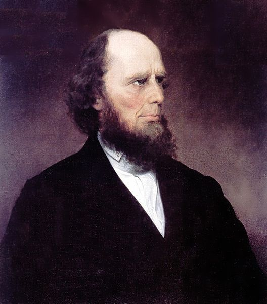 Charles Grandison Finney, Preacher During the Second Great Awakening