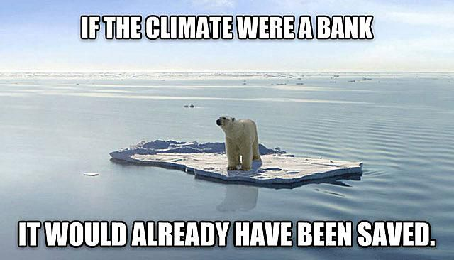 Climate Change Memes And Cartoons Everyone Should See
