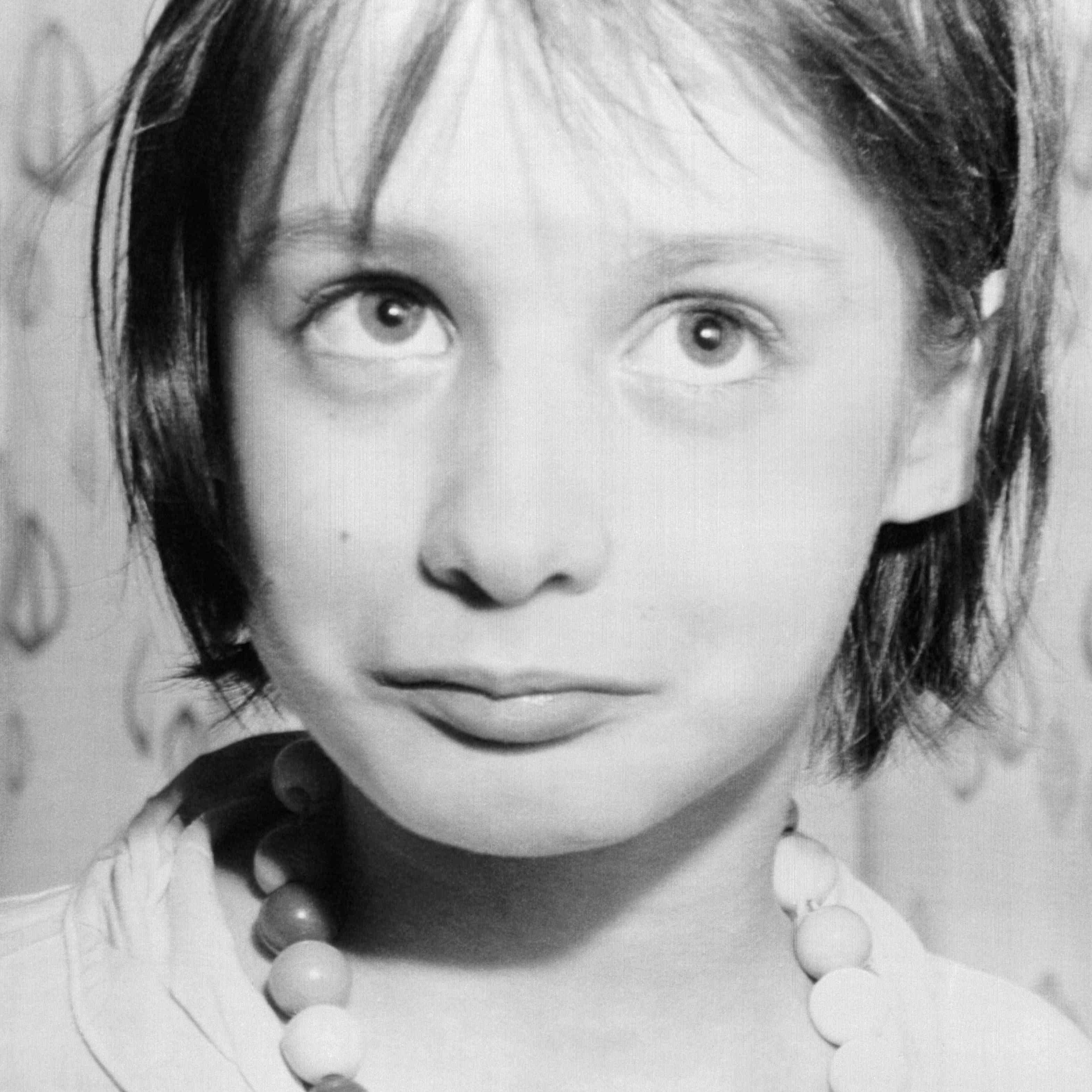 Portrait of Genie Wiley