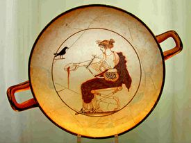 Wide-bowled Drinking Cup, Greece