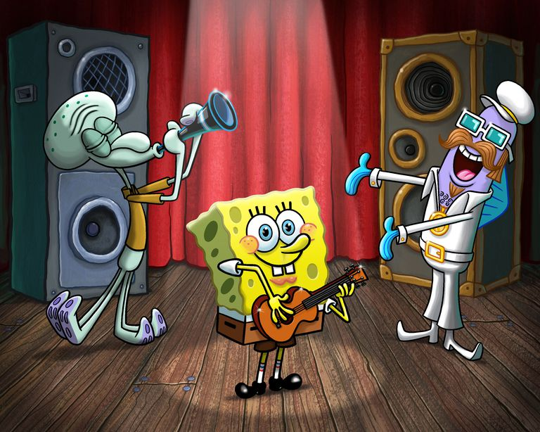 Still from the SpongeBob SquarePants show