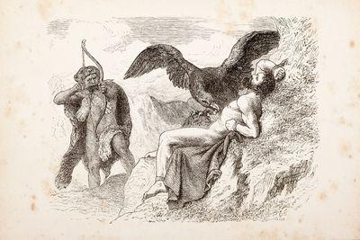 Half Human, Half Beast: Mythological Figures of Ancient Times