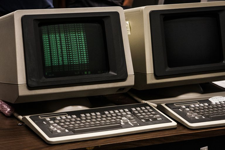 Computers from the 1980s