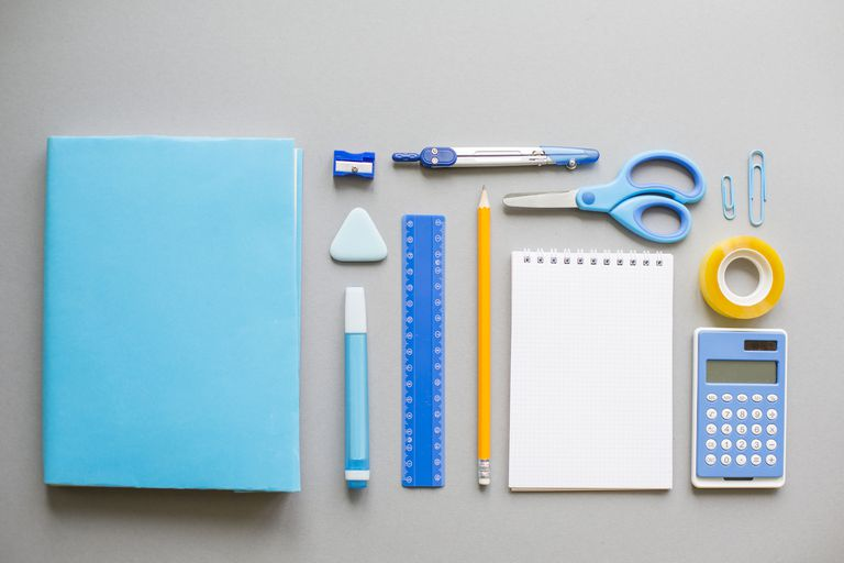 School Supplies List for College Students