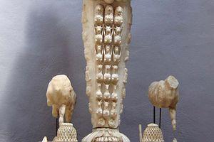 Statue of Artemis, from the temple of Artemis at Ephesus