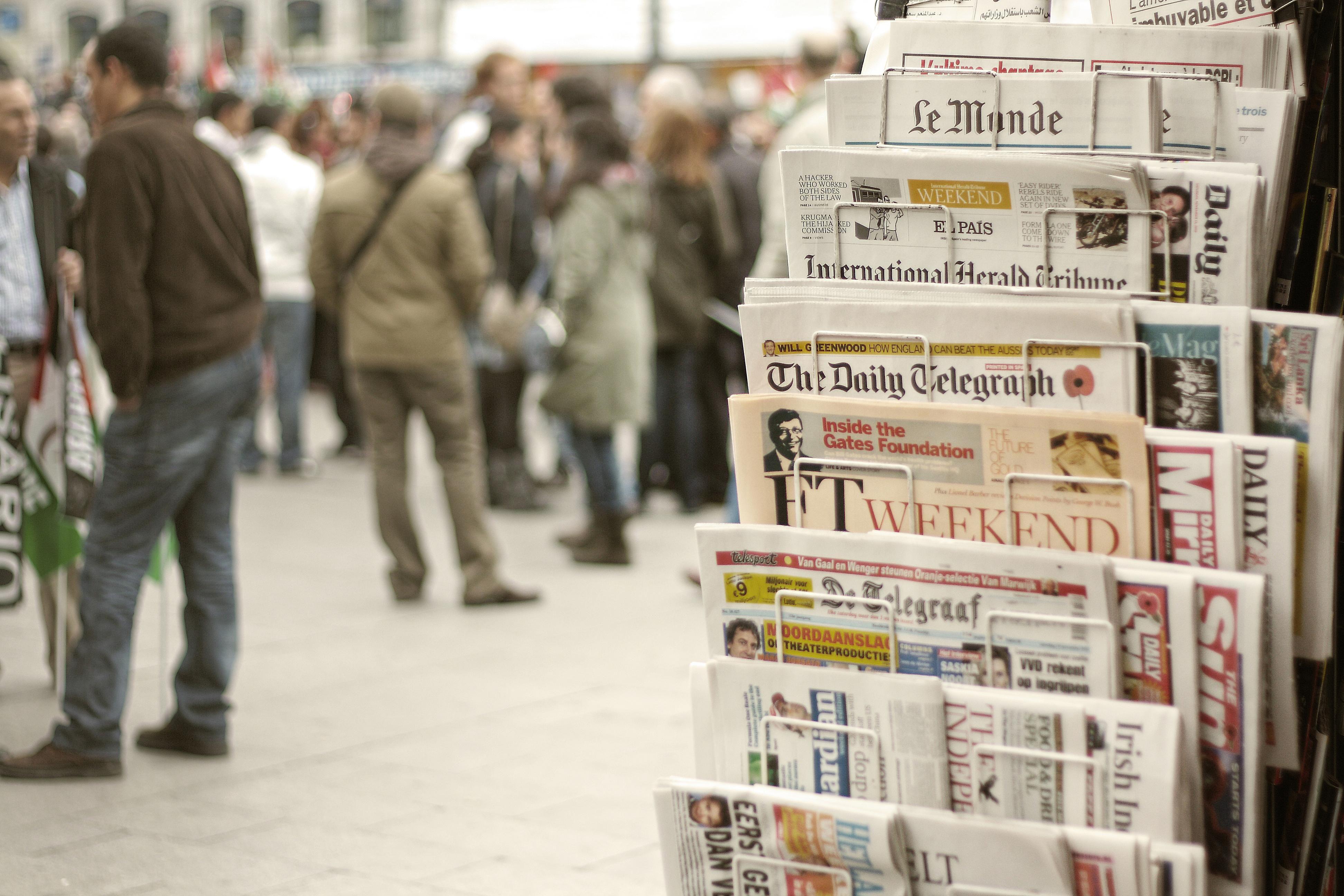 20 websites die u kunt gebruiken om het nieuws in het Spaans te volgen